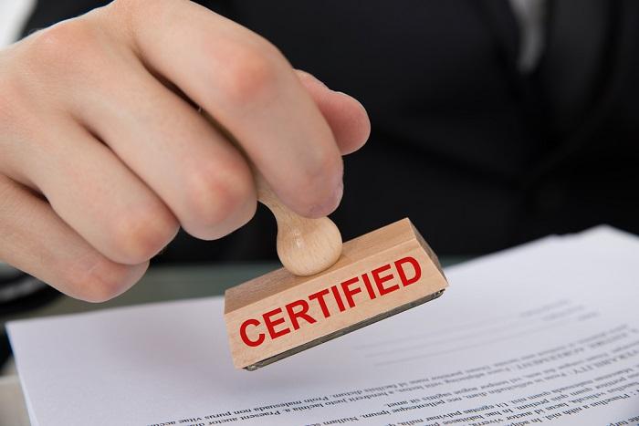 Certificat de forţă majoră